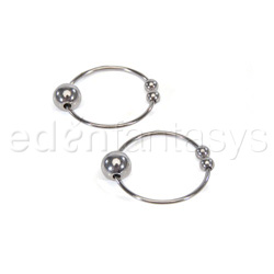 Nipple jewelry - Nipple ring - view #1
