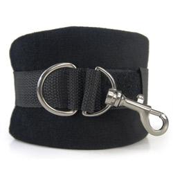 Ankle cuffs - Plushy gear ankle cuffs - view #2