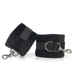 Ankle cuffs - Plushy gear ankle cuffs - view #3