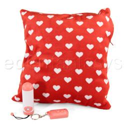 Remote pillow - Vibrator kit