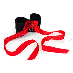 Tantric binding love - wrist and ankle cuffs