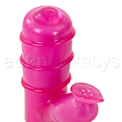 Rabbit vibrator - Casey's on the go vibe Swirlgirl - view #2