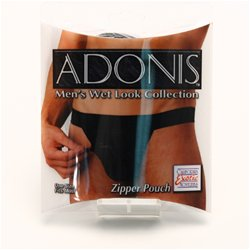 Adonis zipper pouch - male undies