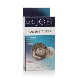 Pocket ass - Dr. Joel Kaplan power stroker - view #5