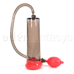 Penis pump - Buckshot pump - view #1