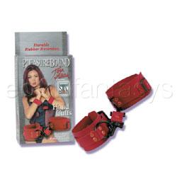 Pleasure bound hand cuffs - DVD