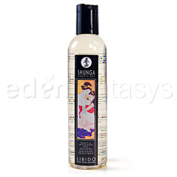 Exotic massage oil