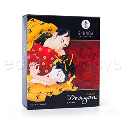 Lubricant - Shunga dragon cream - view #2