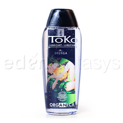 Toko organica lubricant - water based lube