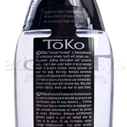 Lubricant - Toko silicone lubricant - view #2