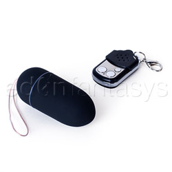 Vibrating egg 10-speed remote controlled - vibrator