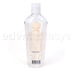 Lubricant - Better sex essentials silicone lubricant - view #2