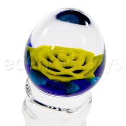 G-spot dildo - Spiral wrapped prized perennial - view #2