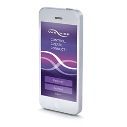 Vibrator for couples - We-vibe 4 plus app only - view #3
