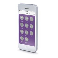 Vibrator for couples - We-vibe 4 plus app only - view #5