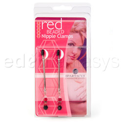 Nipple clamps - Beaded nipple clamps - view #4