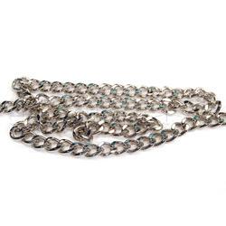 Leash - 4 foot chain leash - view #2