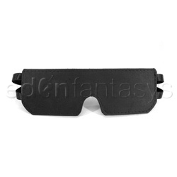Fleece blindfold