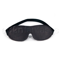 Fleece lined blindfold