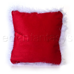 Storage container - Holiday hide a gift pillow - view #3