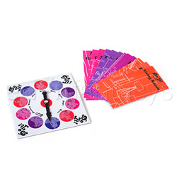 Do it game: spinner game - adult game