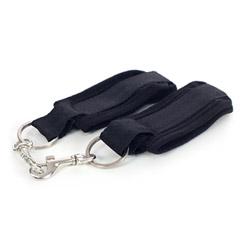 Velcro handcuffs - Sex and Mischief beginner's handcuffs - view #3