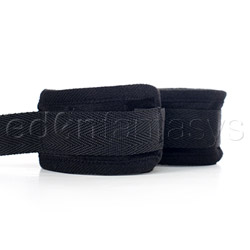 Restraints - Sex and Mischief wrist and ankle restraint kit - view #2