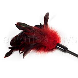Crop - Sex and Mischief feather slapper - view #2