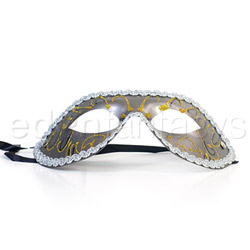 Blindfold - Sex and Mischief masquerade mask - view #2