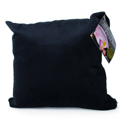Hide your vibe zipper pillow - storage container