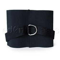 Elastabind ankle restraints