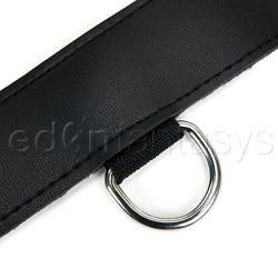 Wrist cuffs - Noir wrist cuffs - view #2