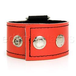 Wrist cuffs - Rouge wrist cuffs - view #3