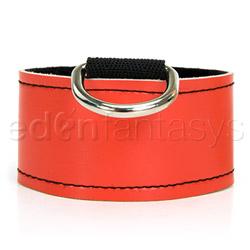 Wrist cuffs - Rouge wrist cuffs - view #4