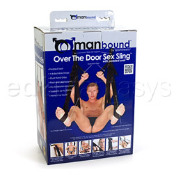 Manbound over door sex sling