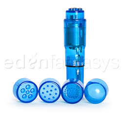 Sex in the Shower waterproof mini massager - pocket rocket