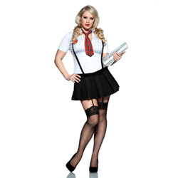Debbie does detention - costume