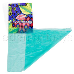 Latex dental dam - dental dams