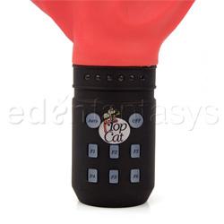 Triple stimulation vibrator - Cunning cactus - view #3