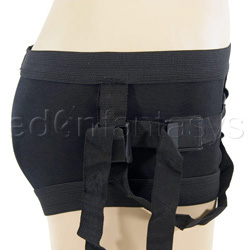 Panty harness - Grrl shorts strap-on harness - view #4