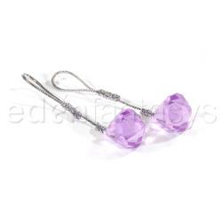 Diamonds in the buff - Nipple jewelry
