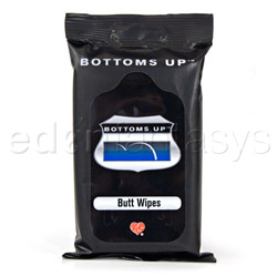 Bottoms up butt wipes - Wipes