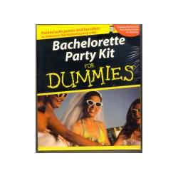 Bachelorette Party Kit for Dummies - DVD