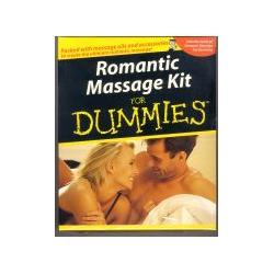 ROMANTIC MASSAGE KIT FOR DUMMIES - DVD