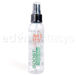 Boost spray with hemp seed
