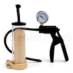 Total erection system - penis pump
