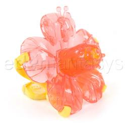Strap-on vibrator - Eden waterproof pleasure petals - view #5
