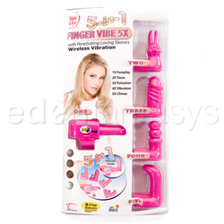 Finger massager - 5-in-1 finger vibe 5x - view #5