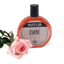 Hemp exotic love oil - aceite