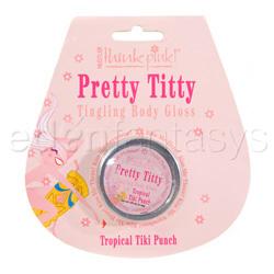 Pretty titty - Sensual kit